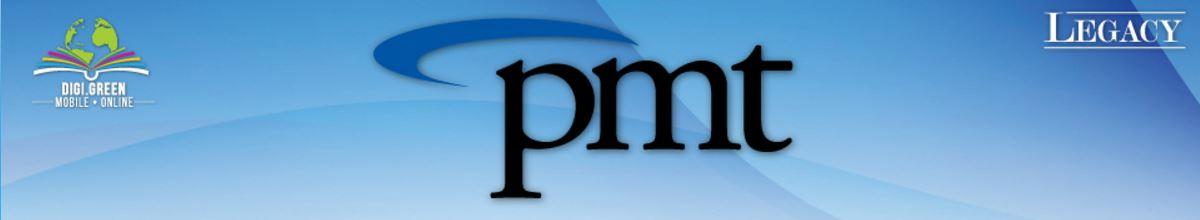 PMT Directory header image.